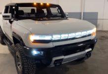 GMC Hummer EV walkaround