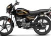 Hero Splendor+ Black And Accent Edition 5