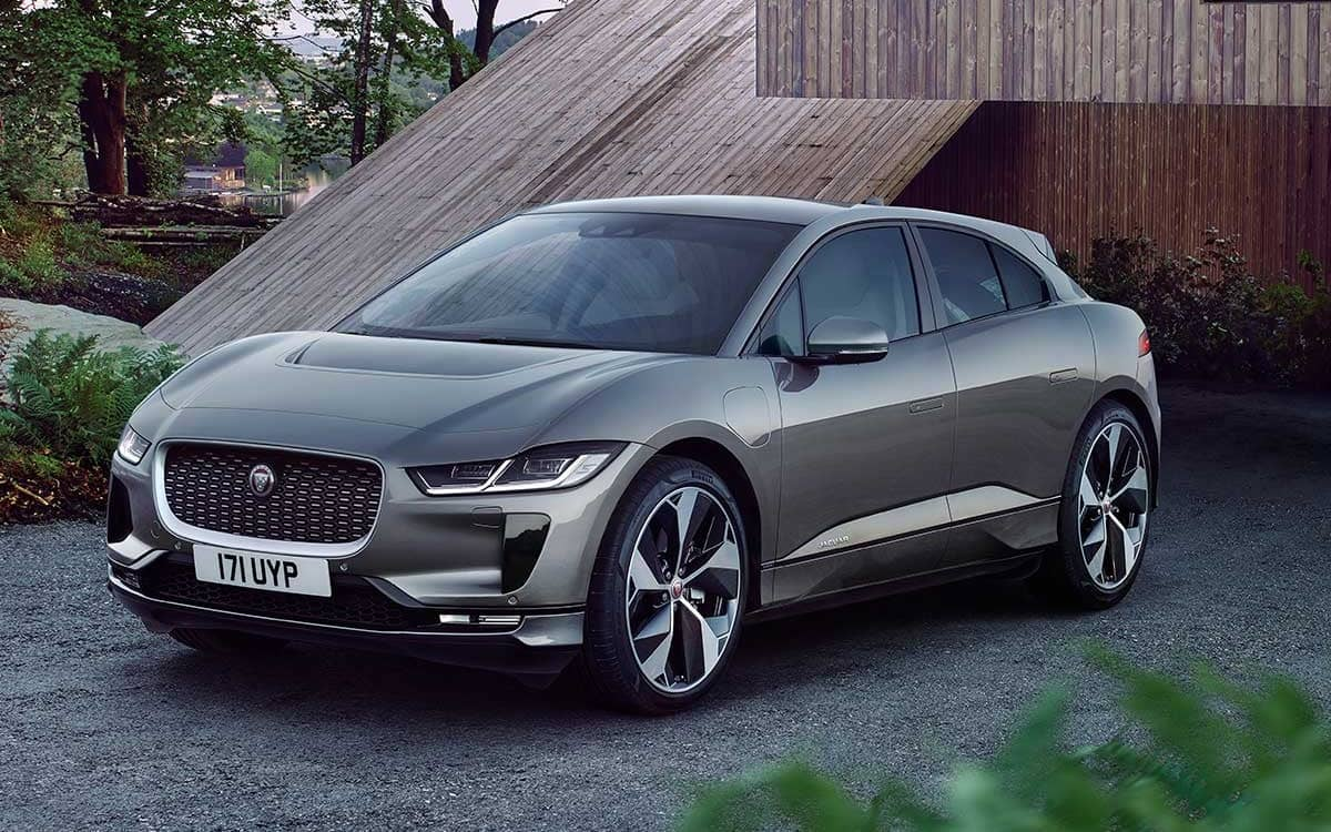 Jaguar I-Pace Electric SUV India Launch In Early 2021 With ...