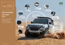 Land Rover Defender Explorer pack