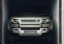 Land Rover Defender arrives in India 00