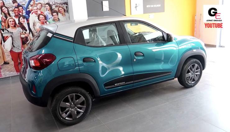 Renault kwid neotech edition-8