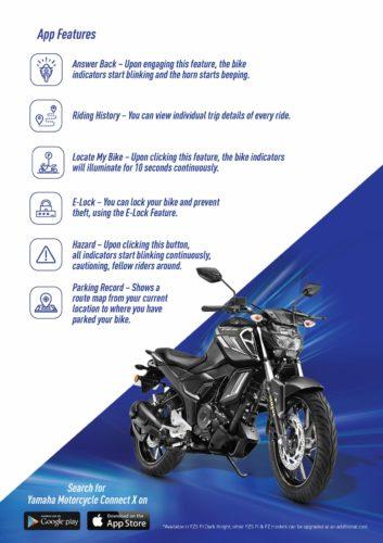 Yamaha Connect X info