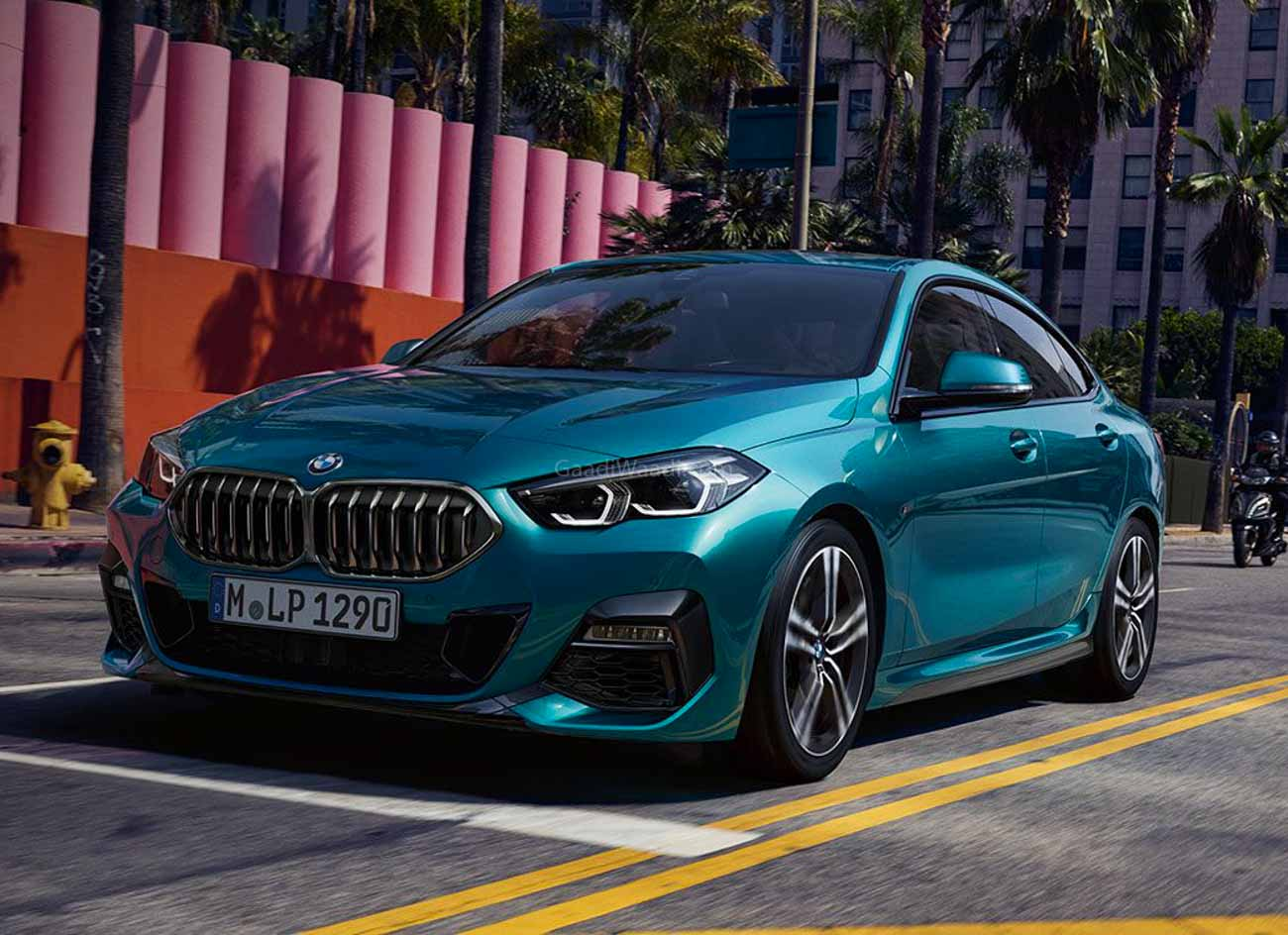 BMW 2 Series Gran Coupe Launched In India At Rs. 39.30 Lakh