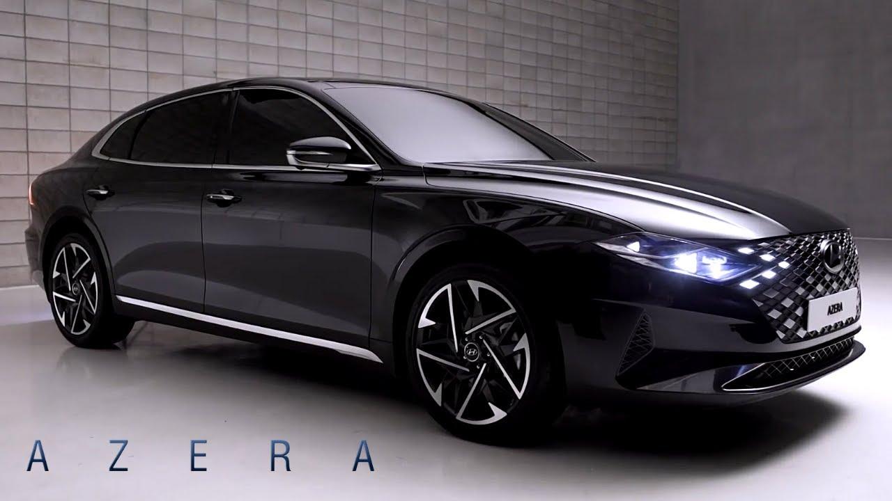 2021 Hyundai Azera (Grandeur) Luxury Sedan Detailed In A Video