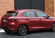 2021 Honda City Hatchback 1