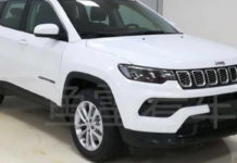 2021 Jeep Compass Facelift Front 1