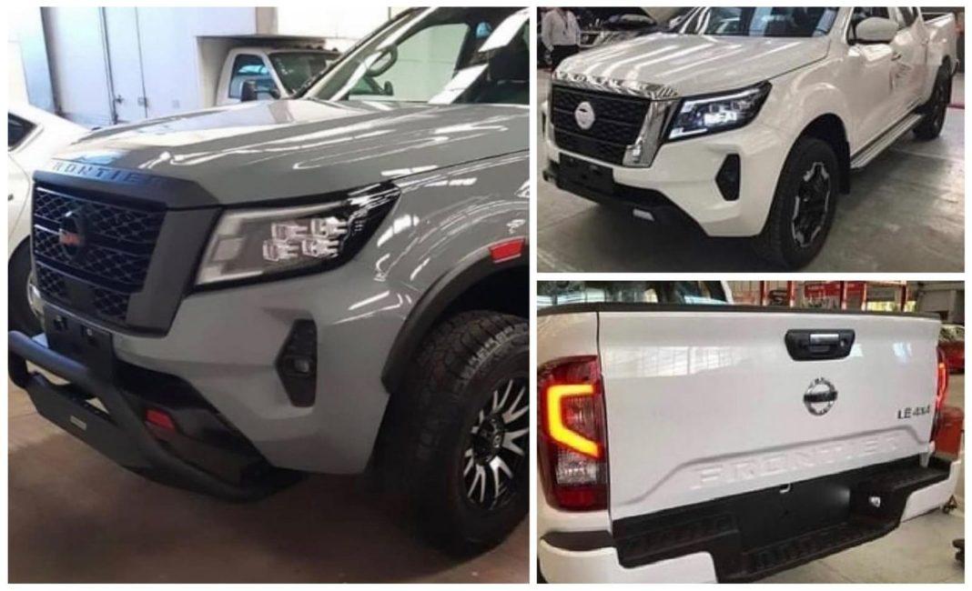 2021 Nissan Navara VL 4x4 Spotted At Dealership
