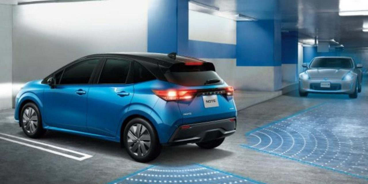 2021 Nissan Note 1
