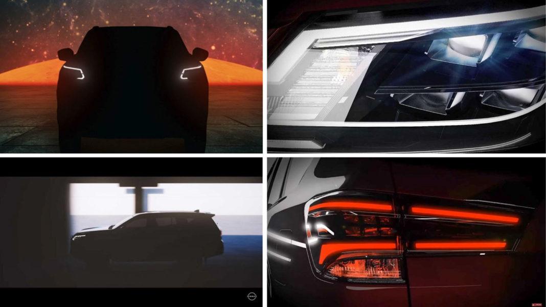 2021 Nissan Terra Facelift