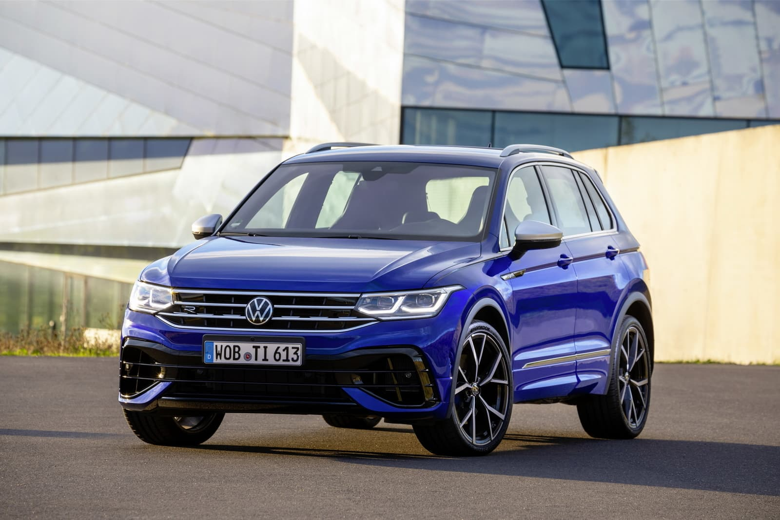 2021 Volkswagen Tiguan R Debuts With 315HP Engine