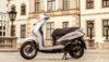 2021 Yamaha D'elight 125