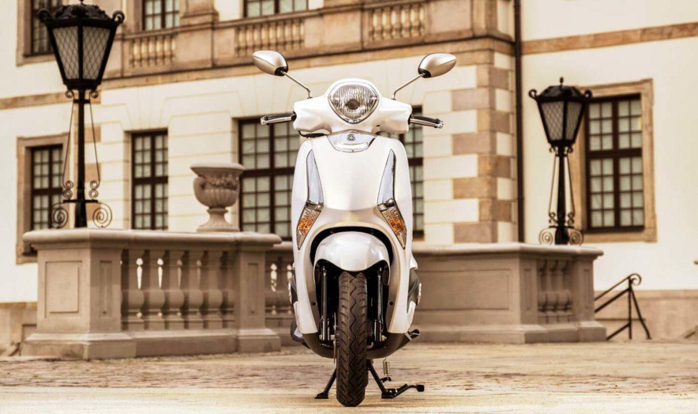 2021 Yamaha D'elight 125-4