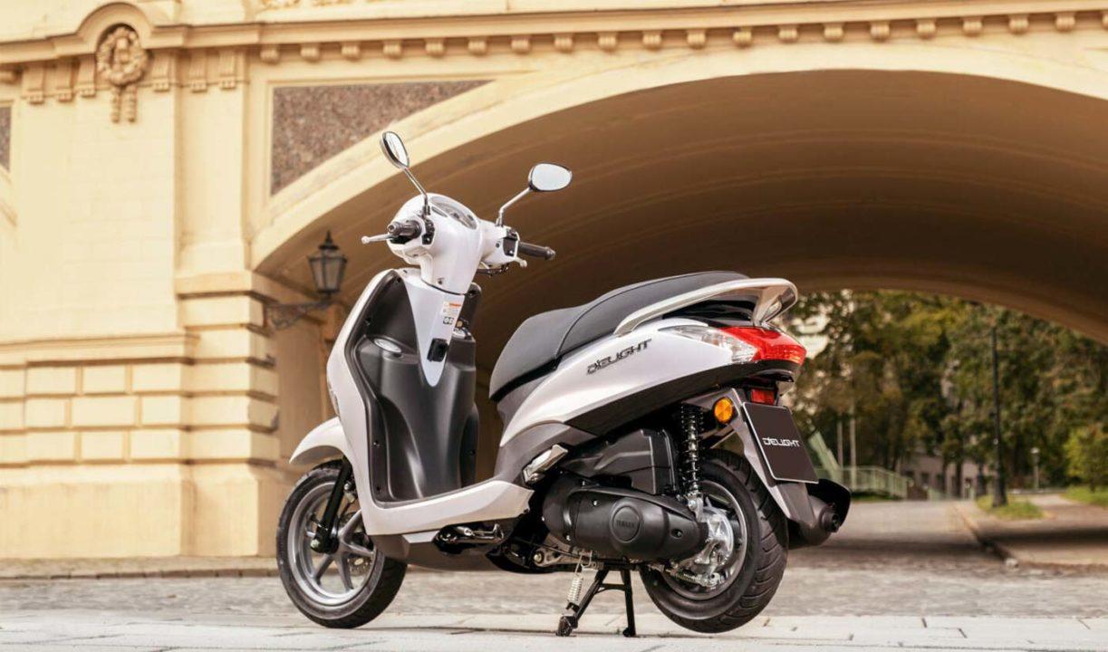 2021 Yamaha D'elight 125-5