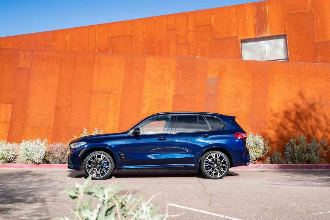 BMW X5 M Competition 3