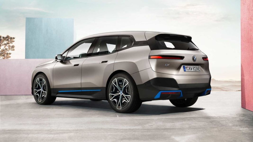 BMW iX Electric SUV and i4 Electric Coupe to Launch in India in 2022   – nixatube