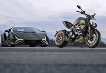 Ducati Diavel 1260 Lamborghini 1
