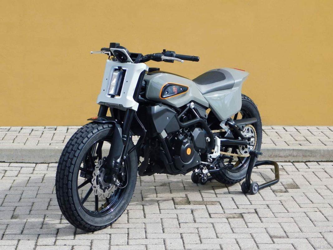 Engines Engineering Harley Davidson XR338 Concept 1