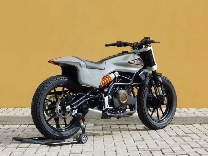 Engines Engineering Harley Davidson XR338 Concept 2