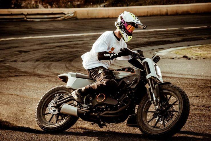 Engines Engineering Harley Davidson XR338 Concept 4