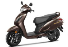 Honda Activa 20th Anniversary Special Edition 5