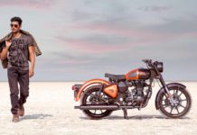 Orange Ember Royal Enfield Classic 350-1-4