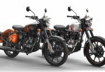 Orange Ember Royal Enfield Classic 350-1-7