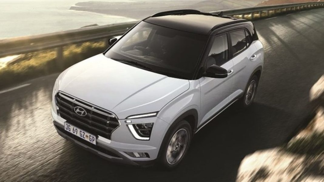 Second-Gen Hyundai Creta South Africa interior front look