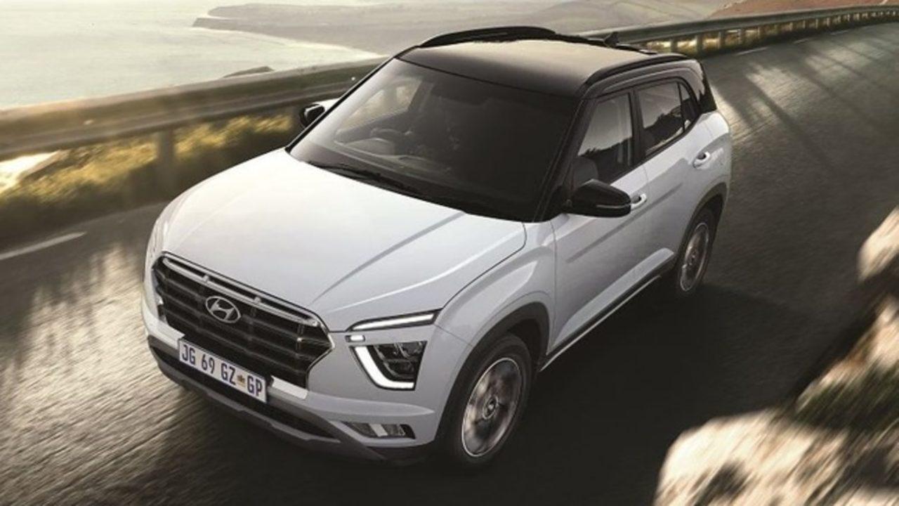 Second-Gen Hyundai Creta South Africa interior front look