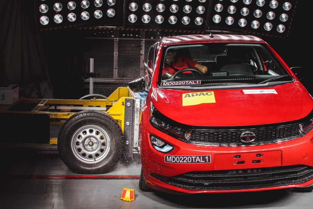 Tata Altroz Global NCAP Crash Test