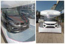Tata Motors safety bubble