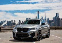 The first-ever BMW X3 M (14)