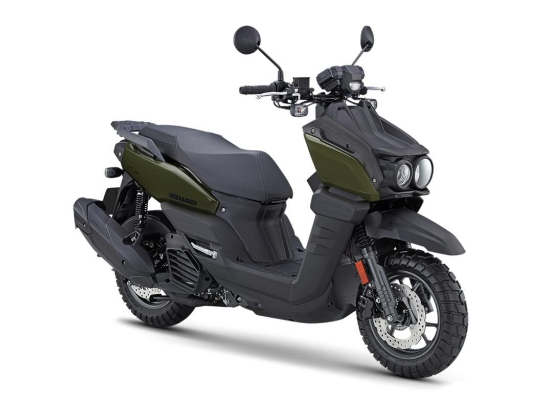 Yamaha BWS 125 1