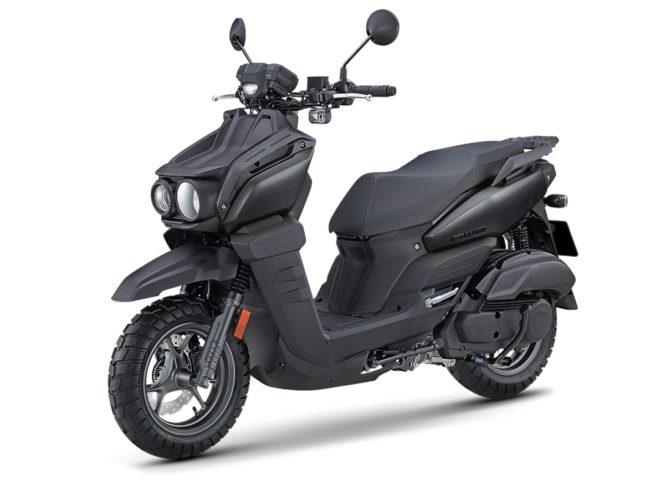 Yamaha BWS 125 2