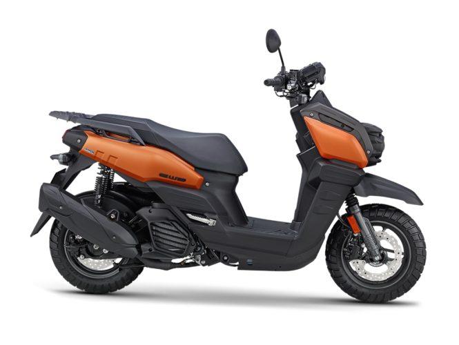 Yamaha BWS 125 3