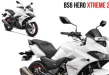 bs6 hero xtreme 200s