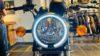 royal enfield meteor 350 halogen headlamp LED DRL