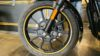 royal enfield meteor 350 tubeless tyre front disc