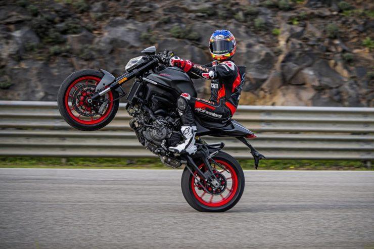 2021 Ducati Monster Plus 3