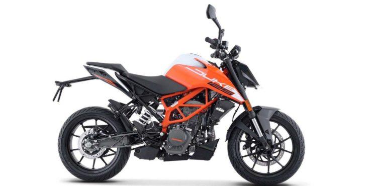 2021 KTM 125 Duke 3