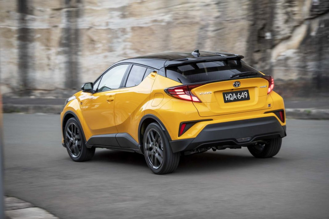 2021 Toyota C-HR GR Sport Launched In Australia; India Next?