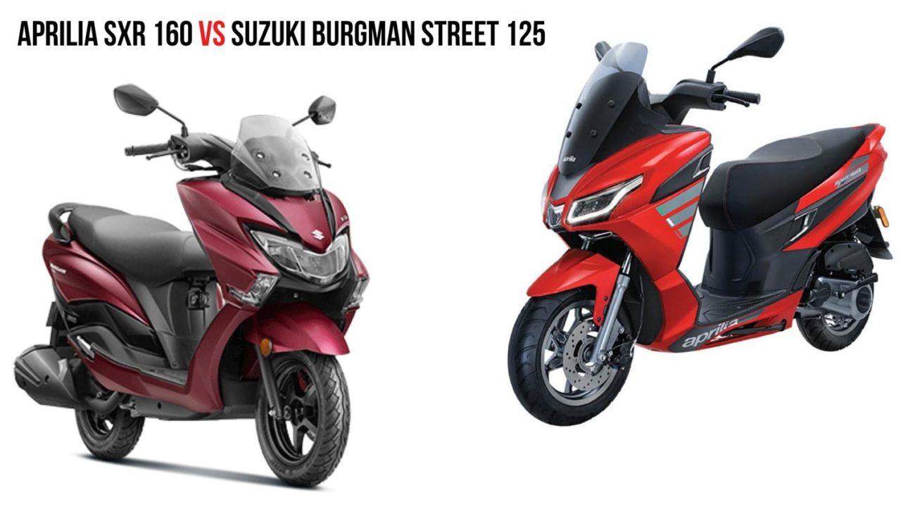 Aprilia-SXR-160-Vs-Suzuki-Burgman-Street-125-3