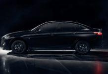 BMW 2 Series Gran Coupe Black Shadow Edition