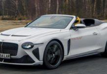 Bentley Mulliner Bacalar Spotted