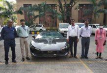 DC Avanti seized Dilip Chhabria arrested for scam