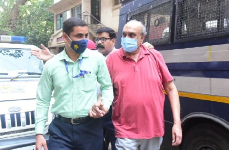 Dilip Chhabria arrested for scam
