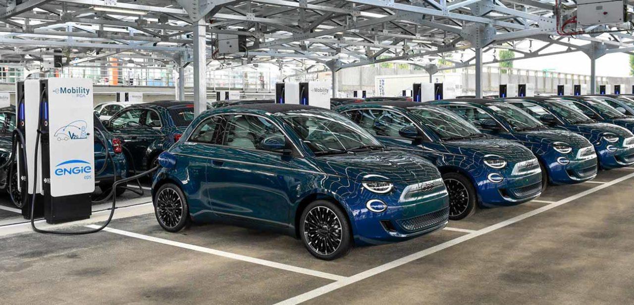 Fiat Chrysler Automobiles Vehicle-to-Grid Pilot Project-2