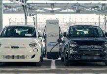 Fiat Chrysler Automobiles Vehicle-to-Grid Pilot Project