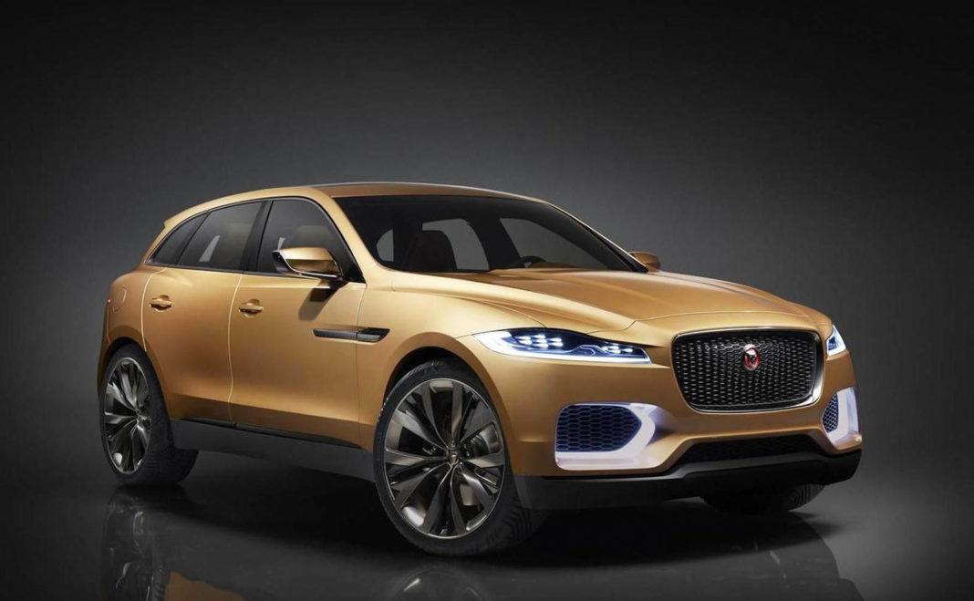 SUV électrique Jaguar