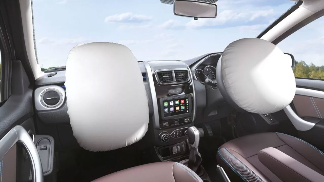 Renault Duster turbo interior